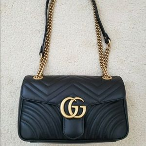 Small Gucci Marmont bag